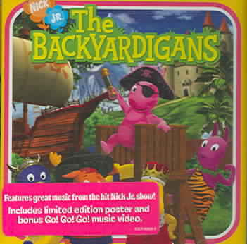 BACKYARDIGANS BY BACKYARDIGANS (CD)